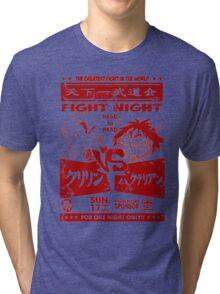 Fight Night Tri-blend T-Shirt