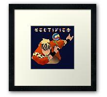 Certified G [V.2] | Enzo Amore Framed Print