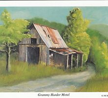 Grammy Hurder Motel by N. Sue M. Shoemaker