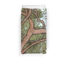 Bodhi Tree Duvet Cover