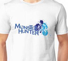 Monster Hunter Tri Crest Blue Unisex T-Shirt