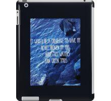 TFIOS iPad Case/Skin