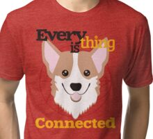Everything is Connected Tri-blend T-Shirt