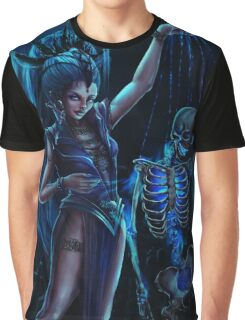 The Necromancer Graphic T-Shirt