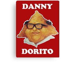 DANNY DORITO Canvas Print