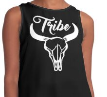 Bachelorette Southern Tribe, tanks, tees, etc. Contrast Tank