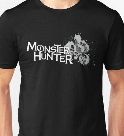 Monster Hunter Tri Crest White Unisex T-Shirt