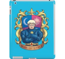 The Maid of Tarth iPad Case/Skin