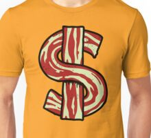 Bacon Bucks Unisex T-Shirt