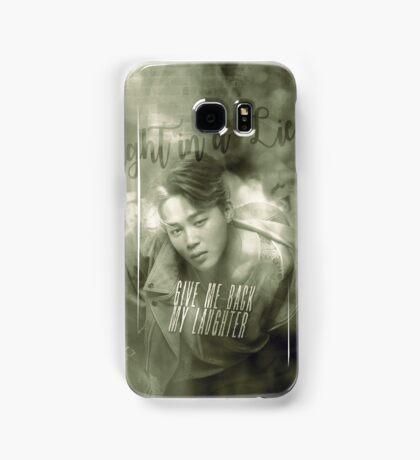 BTS - Wings / Park Jimin Samsung Galaxy Case/Skin