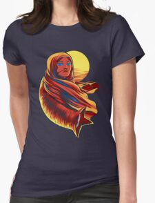Chani Womens Fitted T-Shirt