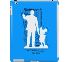 If You Can Dream It iPad Case/Skin