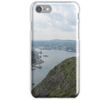 St John's, from Signal Hill iPhone Case/Skin