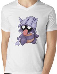 Cubone/Shelder Mens V-Neck T-Shirt