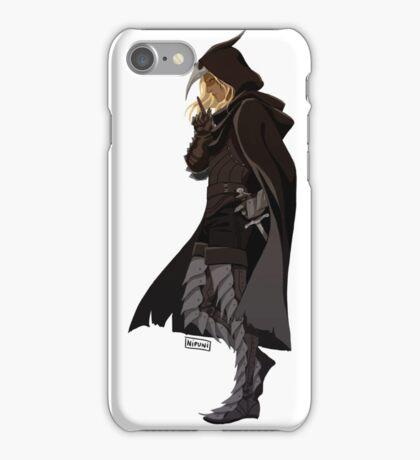 Zevran iPhone Case/Skin