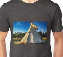 My Tipi Blue Mound State Park Unisex T-Shirt