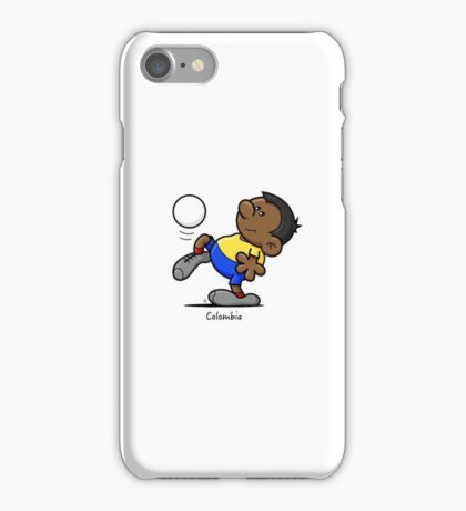 2014 World Cup - Colombia iPhone Case/Skin