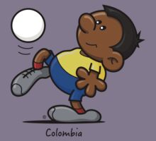 2014 World Cup - Colombia Kids Tee