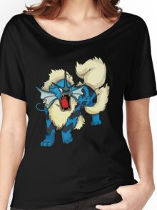 Gyarados/Arcanine Women's Relaxed Fit T-Shirt