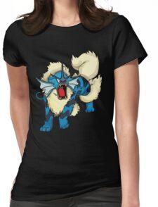Gyarados/Arcanine Womens Fitted T-Shirt