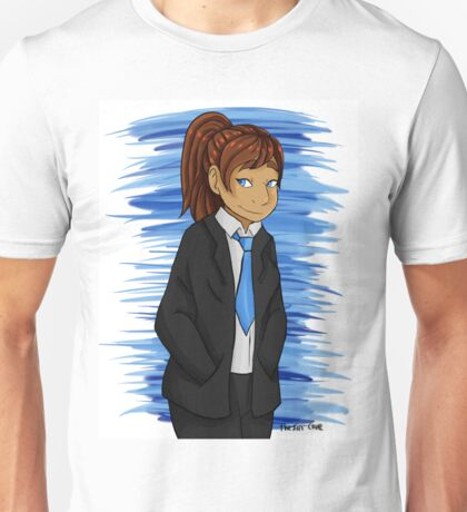 The Frisk No One Asked For Unisex T-Shirt