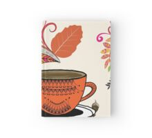 Autumn Hello October Hardcover Journal