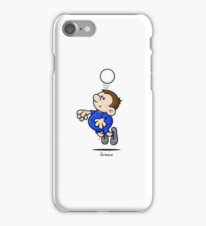2014 World Cup - Greece iPhone Case/Skin