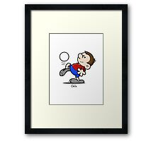 2014 World Cup - Chile Framed Print