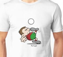 2014 World Cup - Portugal Unisex T-Shirt