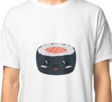 Kawaii Sushi with Salmon Classic T-Shirt
