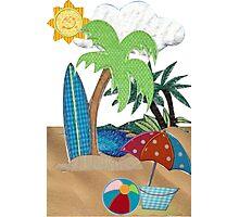Enjoy your Summer Photographic Print