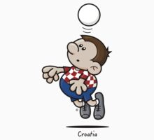 2014 World Cup - Croatia Kids Tee