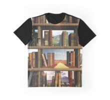 StoryWorld Graphic T-Shirt