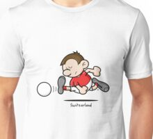 2014 World Cup - Switzerland Unisex T-Shirt