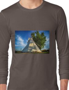 My Tipi Blue Mound State Park 2 Long Sleeve T-Shirt