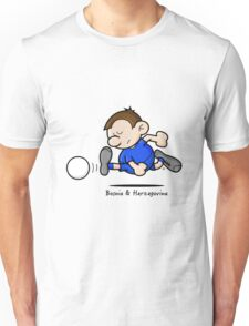 2014 World Cup - Bosnia Unisex T-Shirt