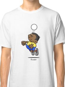 2014 World Cup - Ecuador Classic T-Shirt