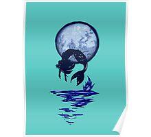 Mermaid Flip Poster