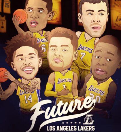 Lakers  Sticker