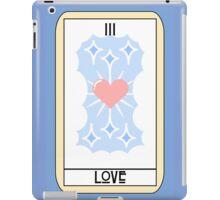 Love (Tarot Card III) iPad Case/Skin