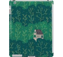 House in a forest. iPad Case/Skin