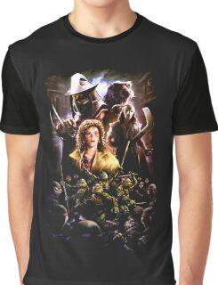 Teenage Mutant Ninja Turtles - 1990 Graphic T-Shirt