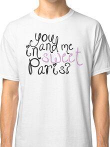 Sweet Paris - Emison Classic T-Shirt