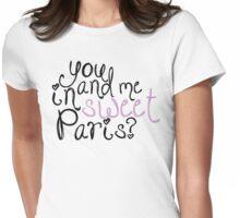 Sweet Paris - Emison Womens Fitted T-Shirt