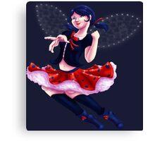 Miraculous Ladybug! Canvas Print