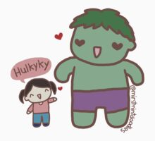 hulkyky Kids Tee