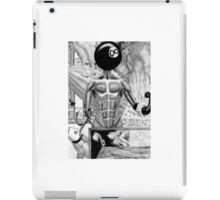 8-Ball and a Six Pack iPad Case/Skin