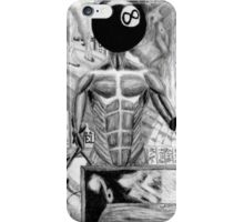 8-Ball and a Six Pack iPhone Case/Skin