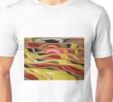 Wavy Abstract Unisex T-Shirt