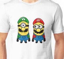 Mario Minions Unisex T-Shirt